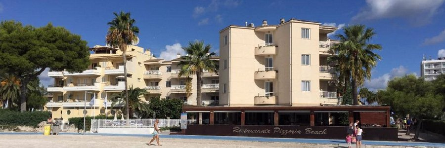 Beach Garden Apartments, Alcudia, Majorcaa