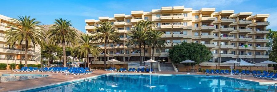 Bellevue Apartments, Alcudia, Majorca