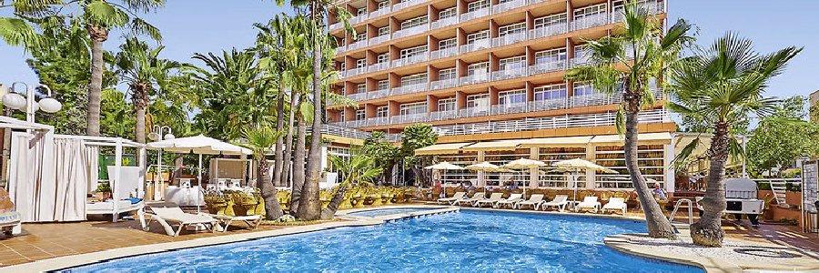 hotel palmira cormoran paguera mallorca