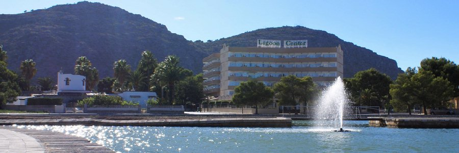 Lagoon Center Apartments, Alcudia, Majorca