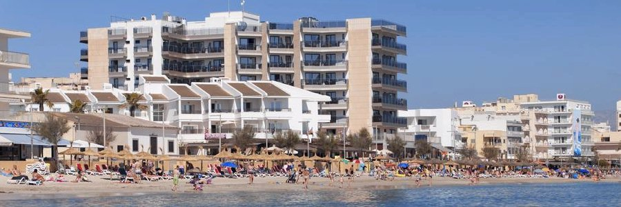 Ses Roquetes Apartments, C'an Picafort, Majorca
