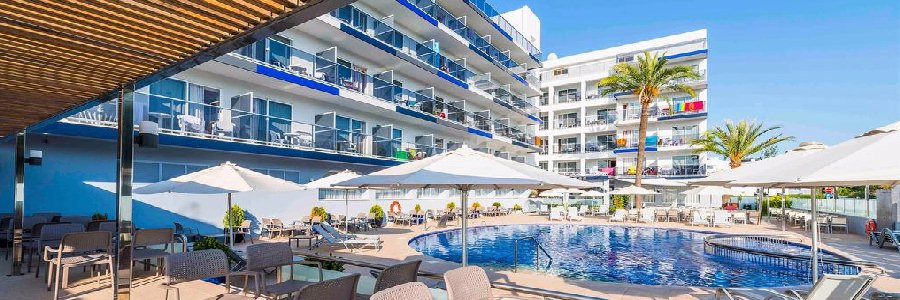 Vista Park Apartments, C'an Picafort, Majorca